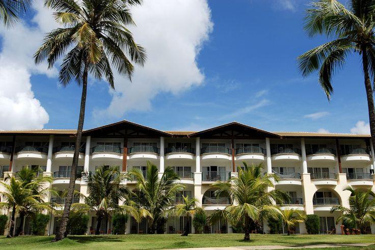 Rodeado de áreas verdes, o complexo de resorts da Costa do Sauípe é um lugar perfeito para quem quer relaxar
