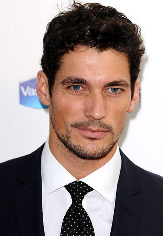 This is the guy who ALMOST played Christian Grey.   David