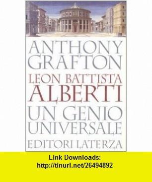 12 best e book pdf images on pinterest book books and pdf leon battista alberti un genio universale 9788842069102 anthony grafton isbn 10 fandeluxe Gallery