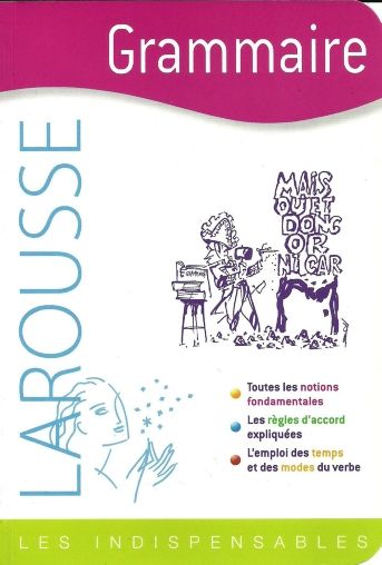 Ebooks Gratuits En Ligne: Larousse - Grammaire : Les indispensables