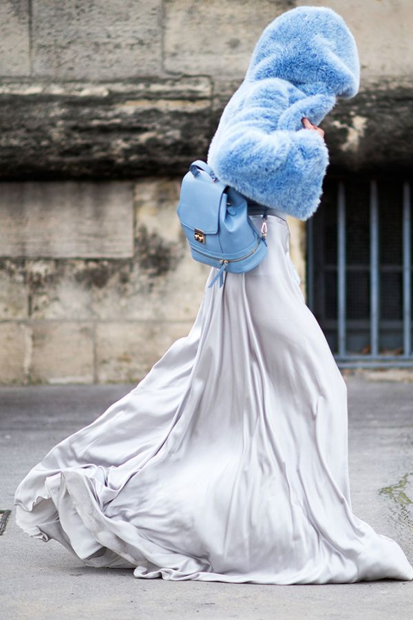 The Best Street Style From Fashion Month   The Zoe Report