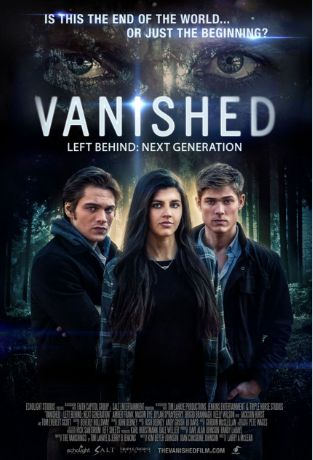 NEXT GENERATION OF SUPERSTARS! Up-And-Comers AMBER FRANK, DYLAN SPRAYBERRY, And MASON DYE Shine Bright In VANISHED/LEFT BEHIND: NEXT GENERATION! | Huffington Post