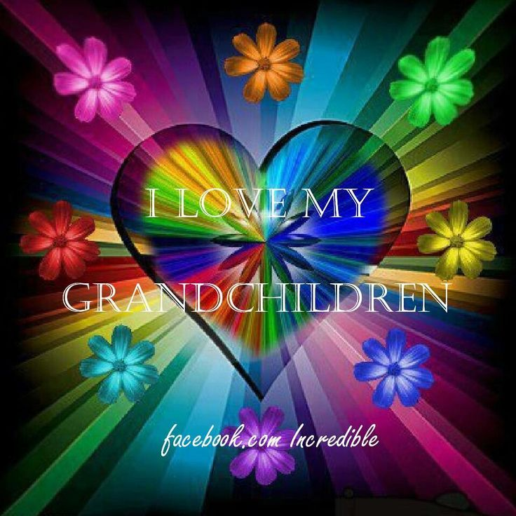 Grandkids R Great