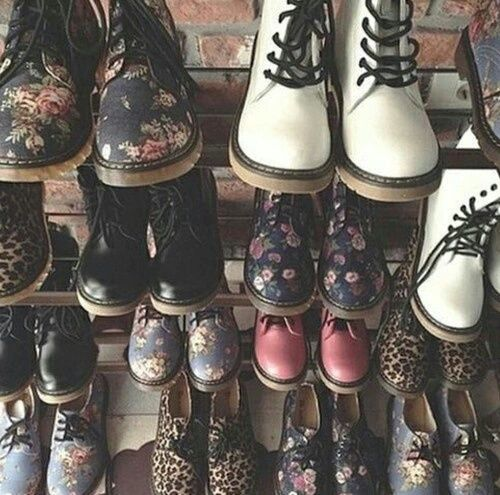 shoes, boots, and grunge image                                                                                                                                                     More
