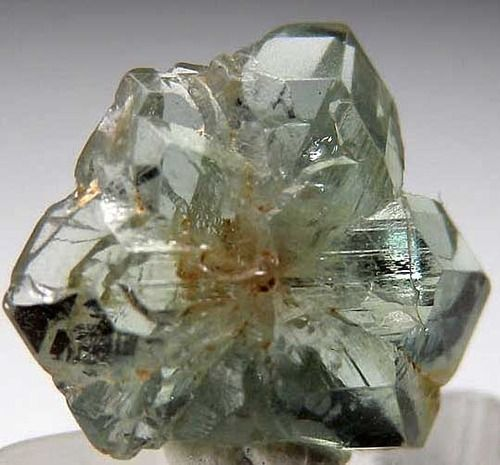 Alexandrite (Chrysoberyl) an aluminate of beryllium with the formula BeAl2O4. Hardness of: 8.5