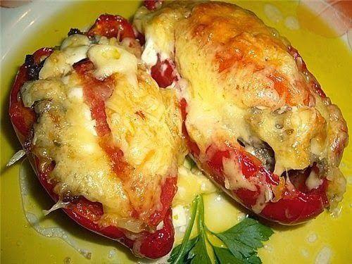 Шустрый повар.: Фаршированные перчики
