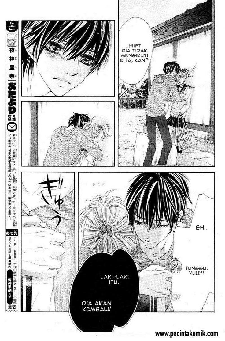 Komik 17-sai, Kiss to Dilemma chapter 07 gambar 15 Bahasa Indonesia