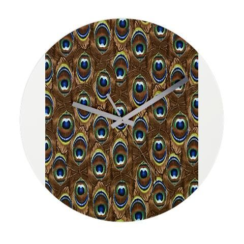 17 Best Images About Peacock Clocks On Pinterest 17 In