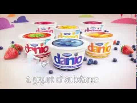 danio yogurt TV advert featuring Harry Hill - YouTube