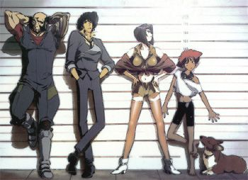 "The work, which becomes a new genre itself, will be called... ""COWBOY BEBOP"" 3..2..1... LET'S JAM!"