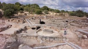 """Gli archeologi hanno scoperto un antico complesso a Ramat Bet Shemesh, vicino a Gerusalemme, Israele, dove i monaci erano impegnati nella produzione di olio e vino, secondo un rapporto di """"Science"""" . L'estensione delle strutture mostrano che stavano producendo olio e vino su scala industriale. La scoperta è stata fatta mentre i ricercatori stavano osservando […]"""