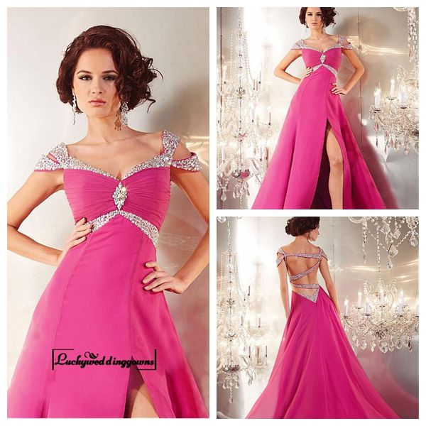 Alluring Chiffon Off-the-shoulder Neckline A-line Evening Dress With Train http://www.ckdress.com/alluring-chiffon-offtheshoulder-neckline-aline-evening-dress-with-train-p-1274.html  #wedding #dresses #party #Luckyweddinggown #Luckywedding #design #style #weddingdresses #bridaldresses #love #me #cute #beautiful #girl #shopping #lovely #clothes #instagood #follow #fashion