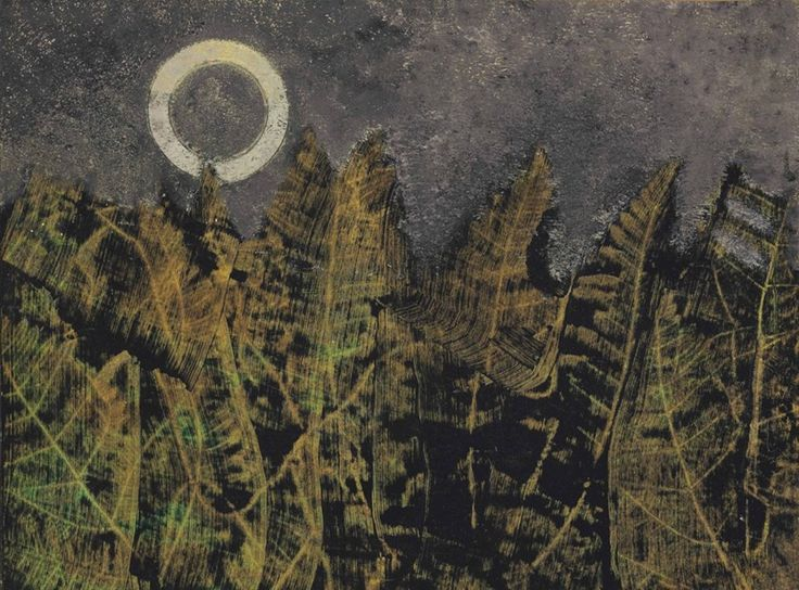 The Forest, by Max Ernst                                                                                                                                                      Más