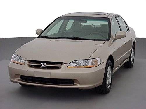 awesome 2000 Honda Accord EX w/Leather, 4-Door Sedan Manual Transmission, Naples Gold Metallic
