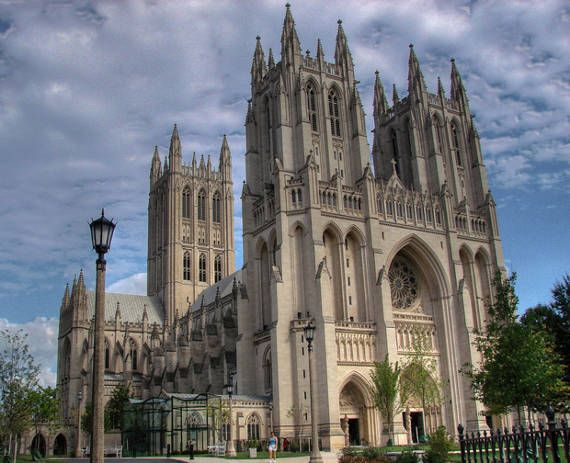National Cathedral Gothic ArchitectureCathedral