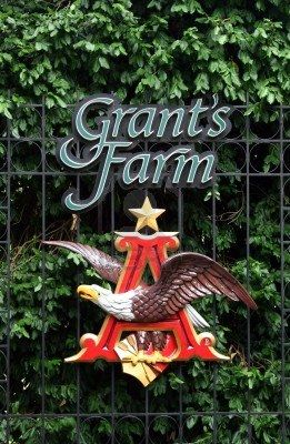 St. Louis Grant's Farm--Haven't been there yet, but I want to go