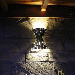Schmiedeeiserner Lampenschirm