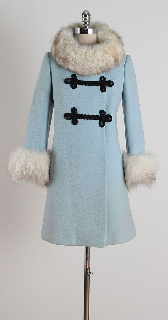 672 best Vintage coats images on Pinterest | Vintage fashion ...