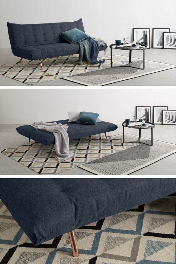 Comment Profiter Des Soldes Pour Relooker Votre Interieur Avec Des Meubles Design Canape Design Meuble Design Canape Convertible Pas Cher