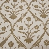 12 yards Lee Jofa 100% Linen Opaque Semi-Sheer Gothic/Art & Crafts Style Drapery Fabric
