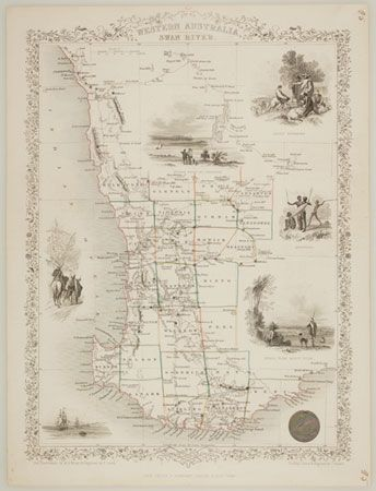 This day in 1829 - Charles Fremantle arrives in the HMS Challenger off the coast of modern-day Western Australia prior to declaring the Swan River Colony for the United Kingdom.