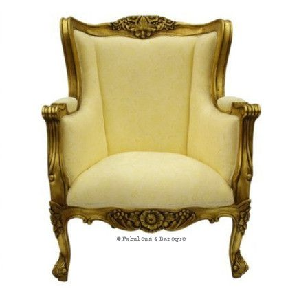 88 best all that glitters is gold images on pinterest for Modern baroque furniture