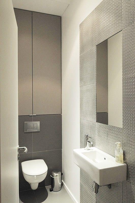 Rangement sdb (toilettes) Sylvie Cahen, architecture - urbanisme   AVENUE DE MESSINE