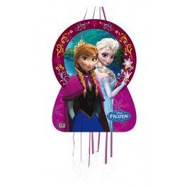 Piñata silueta Frozen