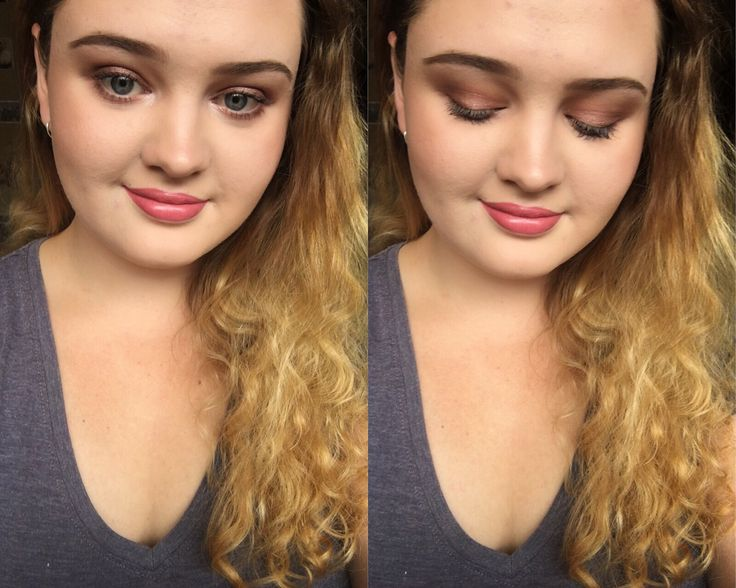 Shaaanxo palette makeup! https://www.youtube.com/watch?v=7N4tCl43_5g