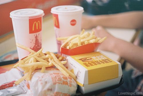 I love mcdonalds fries! eat fries mcdonalds french fries food cravings eats yummy food i love mcdonalds fries! ...and nuggets!  Dont forget the chicken nuggets!! Mmmmm,mmmmm good!!!