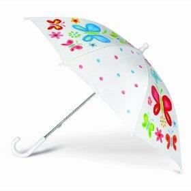 Kit per colorare il proprio ombrello.