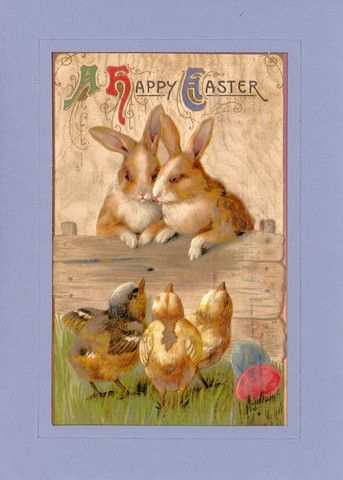 Happy Easter - PLYMOUTH CARD COMPANY - 1