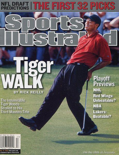 The Tiger Woods Timeline