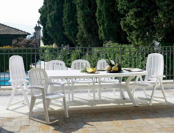 Tavolo giardino allungabile Toscana 250 - bestprato.com
