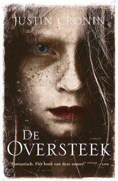 BesteBoeken.be: De Oversteek, erg interessante trilogie met een eigen kijk op het vampierengenre, denk: kwaadaardige apen met vlijmscherpe tanden die telepathisch zijn (de apen, niet de tanden).