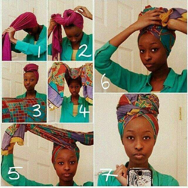 38 Best Head Wraps For Bad Hair Days Images On Pinterest
