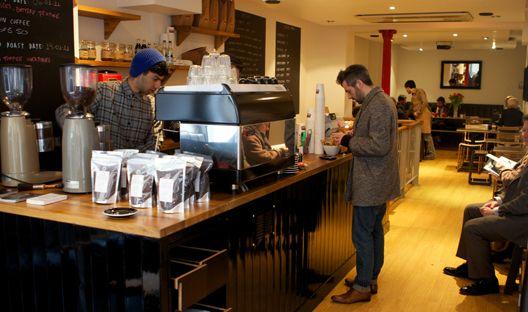 Nude Espresso, 26 Hanbury Street, Shoreditch, London, E1 6QR, United Kingdom