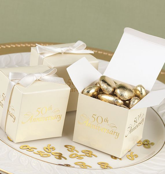 50th Wedding Anniversary Favor Ideas: 31 Best Images About Golden Anniversary On Pinterest
