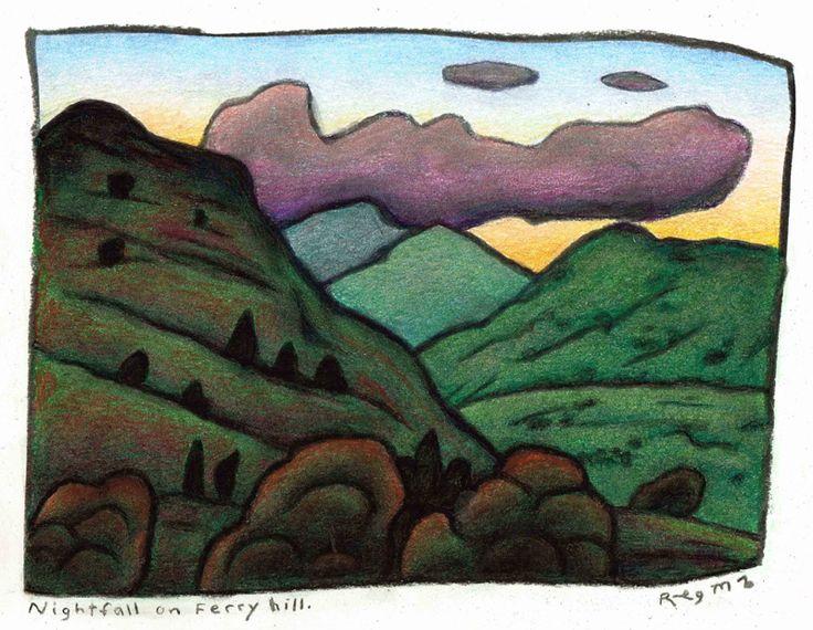 Nightfall Ferry Hill