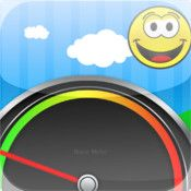 Too Noisy - Anyone who has attempted to keep the noise levels under control of a group of youngsters will appreciate this simple, fun and engaging app.