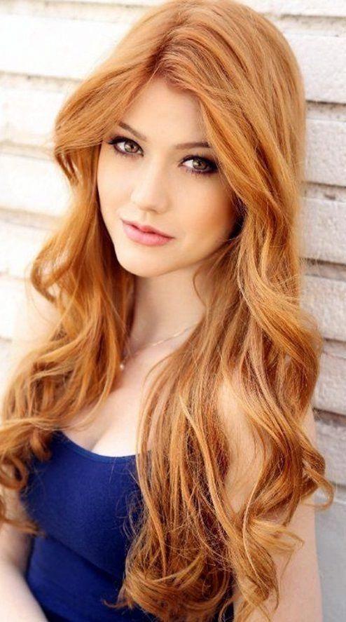 blonde strawberry ginger cabello colors bright hairstyles auburn dark thin rubio cobrizo haare haar blond schoene rothaarige curly highlights stand