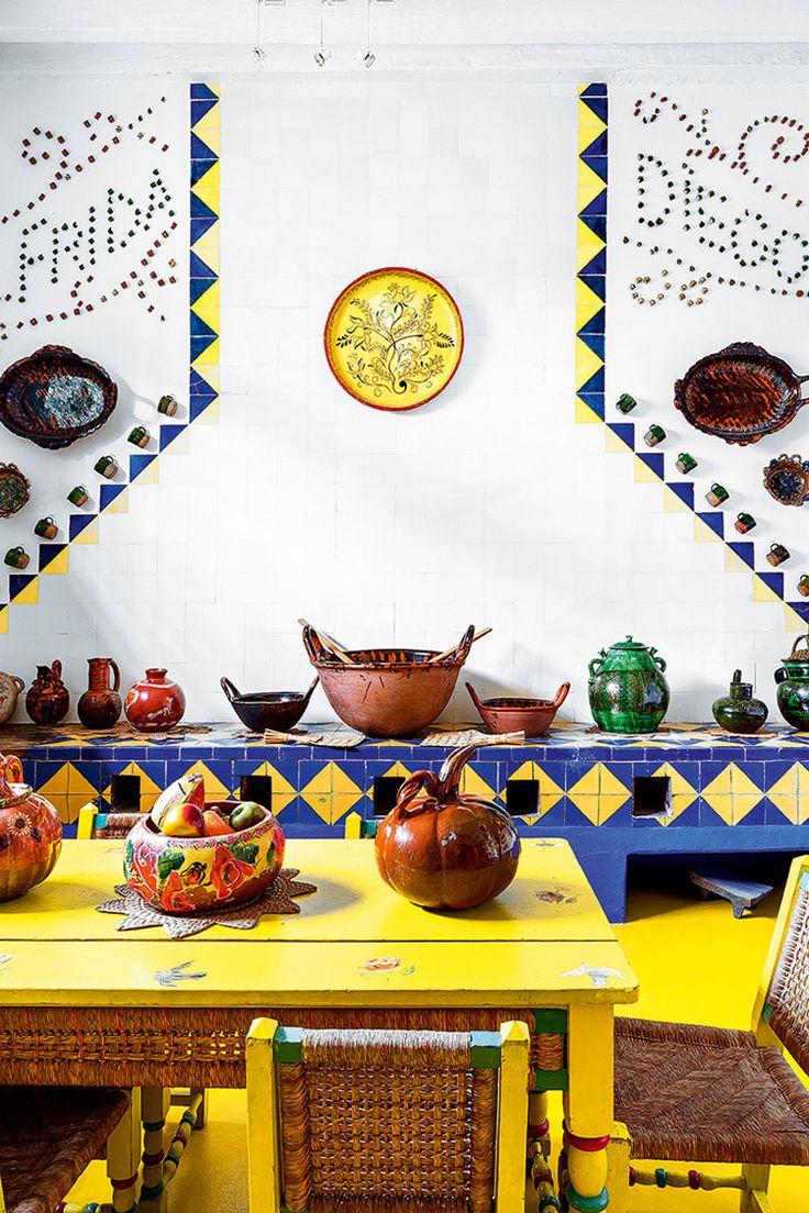 Casa Azul x muzem Fridy Kahlo EXAMPLE.PL