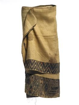 Kaitaka huaki (cloak with double täniko borders) - Collections Online - Museum of New Zealand Te Papa Tongarewa