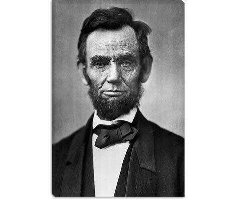 Abraham Lincoln Portrait | Political Figures | Pinterest