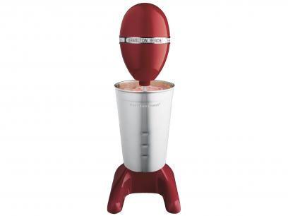 Mixer Hamilton Beach Drink Mixer - 2 Velocidades 70W Copo Misturador com as melhores condições você encontra no Magazine Ricardofernandes. Confira!