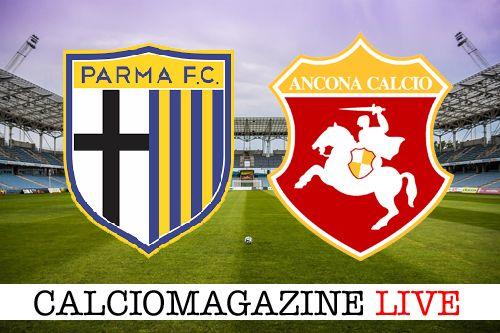 Parma Calcio oggi pomeriggio la sfida di campionato contro lAncona