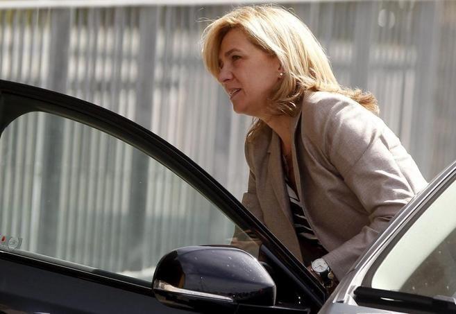 Sin ellos, Doña Cristina y Urdangarín superan en Aizoon el límite de 120.000 euros