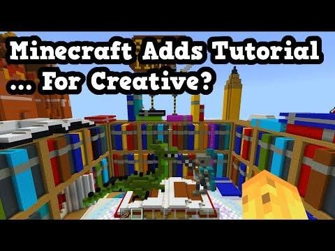 Minecraft Inspiration Island Now Out Creative Mode Tutorial