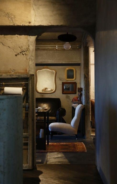 料理家が築45年の賃貸マンションをアトリエにリノベーション!