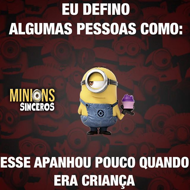 ⠀ ⠀⠀ ⠀⠀ ⠀⠀ Minions Sinceros @minionssinceros Bem issoInstagram photo | Websta (Webstagram)